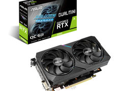 华硕推出GeForce RTX 2060 DUAL Mini显卡