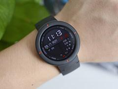 功能迎来全面升级  华米Amazfit智能手表评测