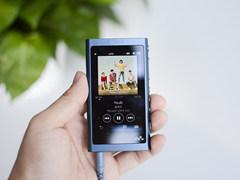 音质与颜值兼具  索尼 Walkman NW-A55体验