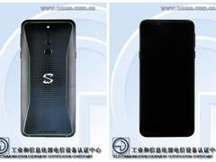 造型炫酷!全新黑鲨游戏手机入网:外形大变,还有4000mAh大电池