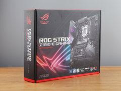 暗黑美学 电竞杀手ROG Strix Z390-E GAMING主板评测