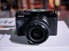第一款3W元内就能拿下的中画幅相机 富士GFX 50R中画幅无反上手体验