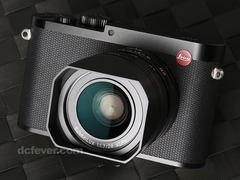 终于要更新了?全画幅固定镜头相机徕卡Q-P疑似曝光