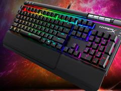 开启激情周末!五款炫酷灯光机械键盘推荐