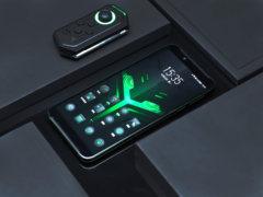 内敛又不失张扬的流动色彩——黑鲨游戏手机 Helo图赏