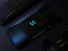 黑鲨游戏手机Helo发布:双液冷散热+全球首发10GB内存