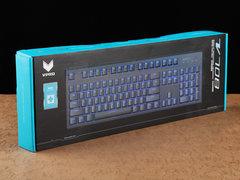 办公游戏两相宜 雷柏V708多模式背光游戏机械键盘评测