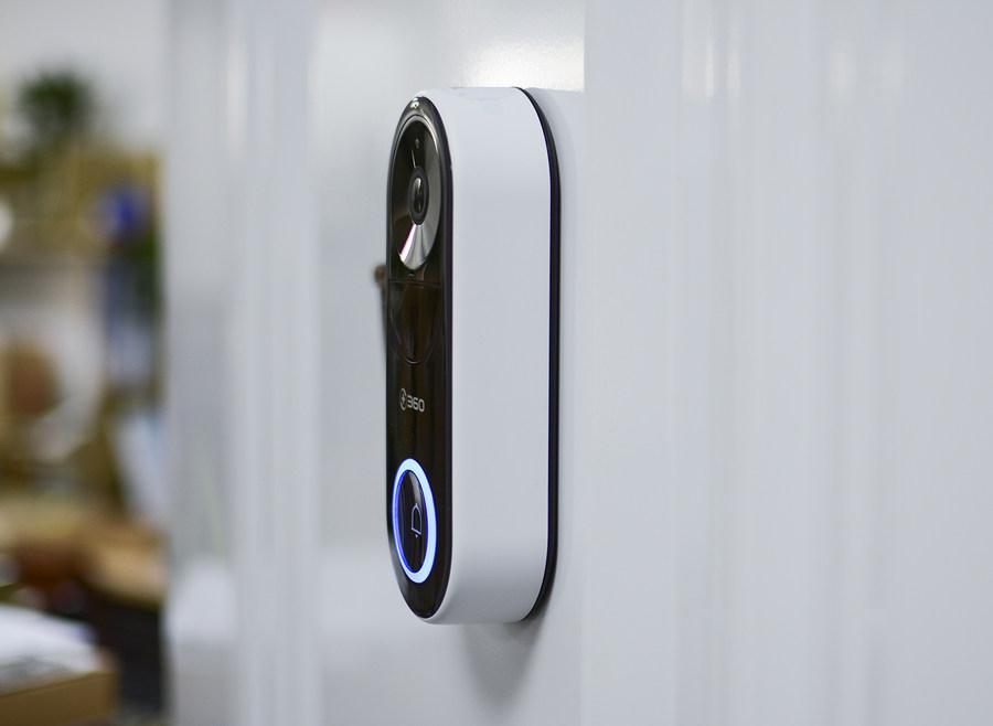 360智能门铃评测:门铃猫眼二合一 守护家门安全