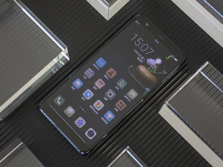 双面屏幕二重享受 海信双屏手机A6双屏合成