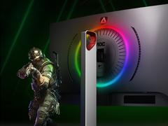 比流畅更流畅 电竞显示器AGON爱攻AG273QCG 京东预售4599元到手