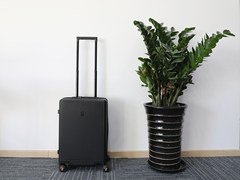锤子科技的美学设计打造 地平线8号旅行箱图赏