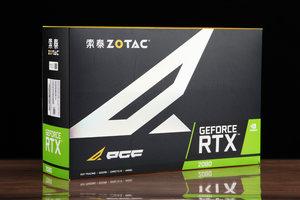 豪华堆料赋予强大性能 索泰RTX 2080 PGF显卡图赏