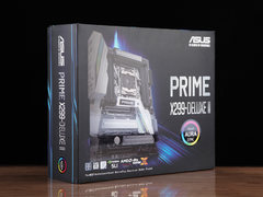 完美适配酷睿i9-9980XE 华硕PRIME X299-DELUXE Ⅱ图赏