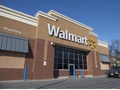 沃尔玛超过苹果公司 成为美国第三大线上零售商