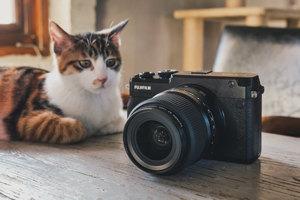最便宜的中画幅相机 旁轴外型富士GFX 50R无反外观图赏