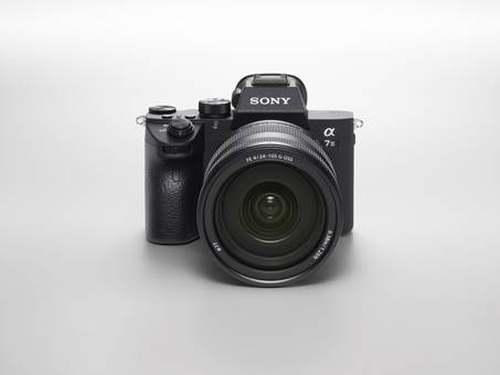 索尼全画幅微单A7M3 定义全画幅相机新高度
