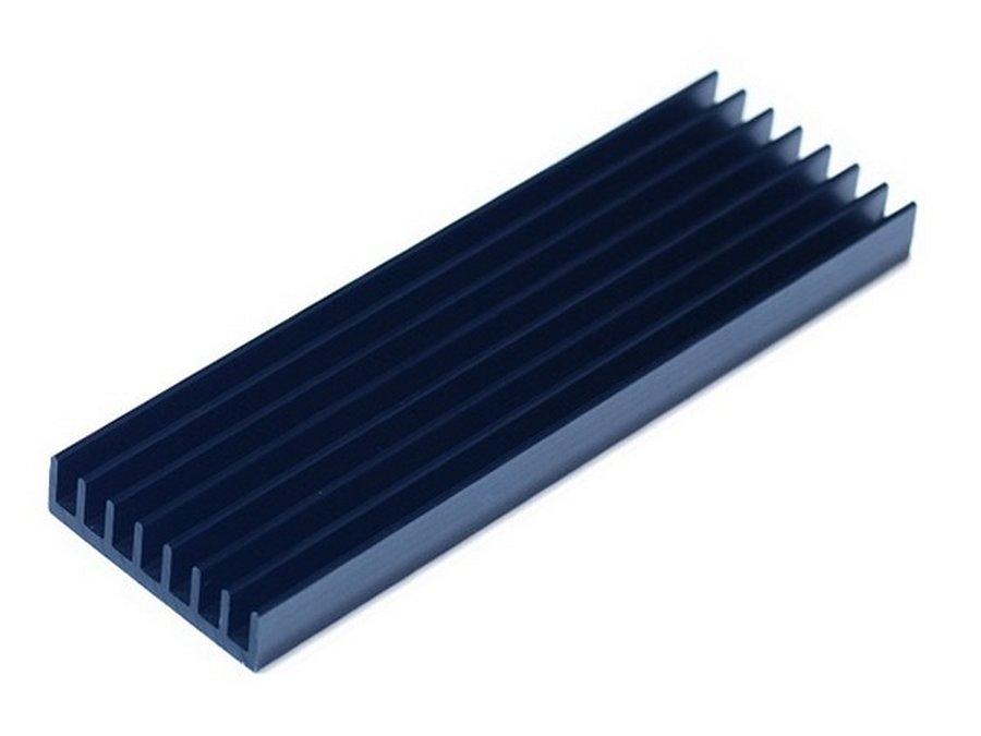 刀推出SCY M2SDHT固态硬盘散热器 35元价格令人心动