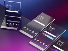 索尼可折叠手机专利曝光:屏幕还能变透明