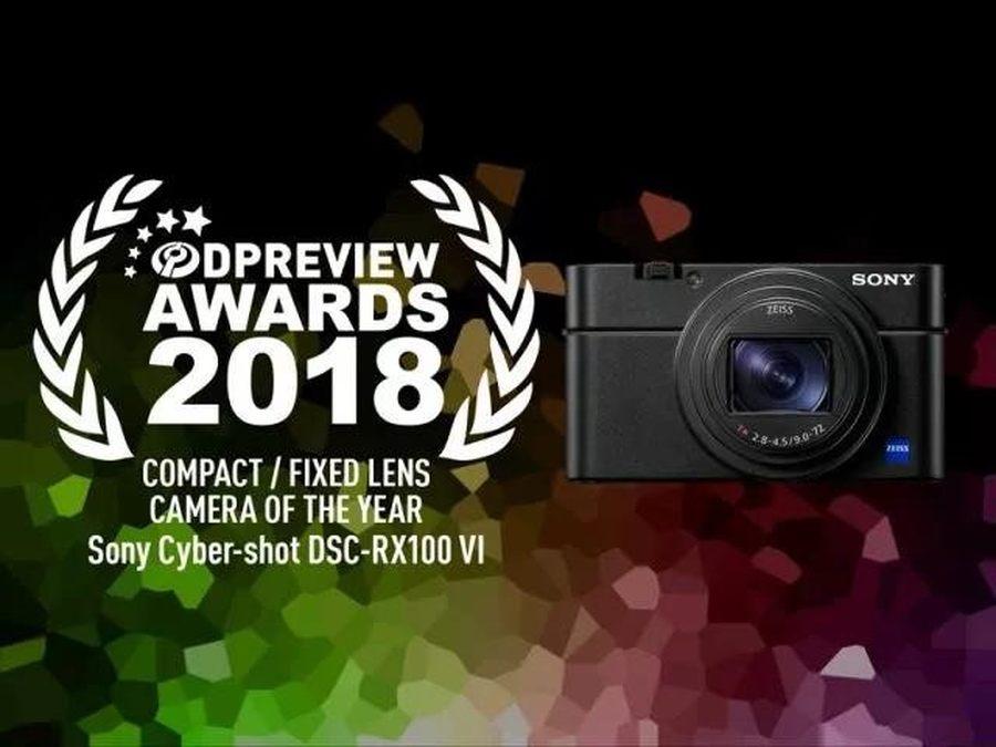 电玩两机一镜四奖 索尼微单A7M3获DPReview年度大奖