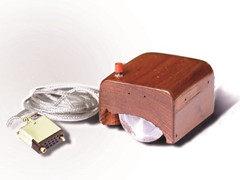 """最开始就是个""""木头疙瘩"""":世界上最古老的鼠标迎来50岁生日"""