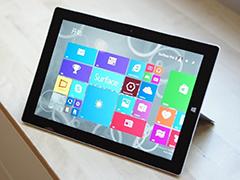 微软Surface 3推送固件更新:提升电池稳定性