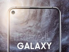 三星Galaxy A8s:全球首款打孔屏手机