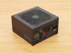 智能化监控调节 NZXT E850金牌全模组电源图赏
