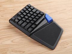 单手酷玩电竞 雷柏V550RGB单手键盘图赏