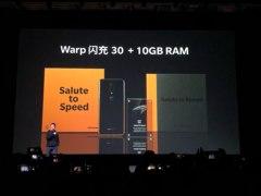 一加6T迈凯伦定制版发布:10GB大内存,售价4599元!