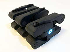 新机器人问世   Robugtix推出多地形移动机器人Z6