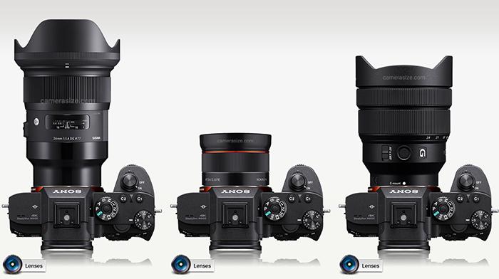 星空利器 索尼将在Photokina发布24mm f/1.4 GM镜头?