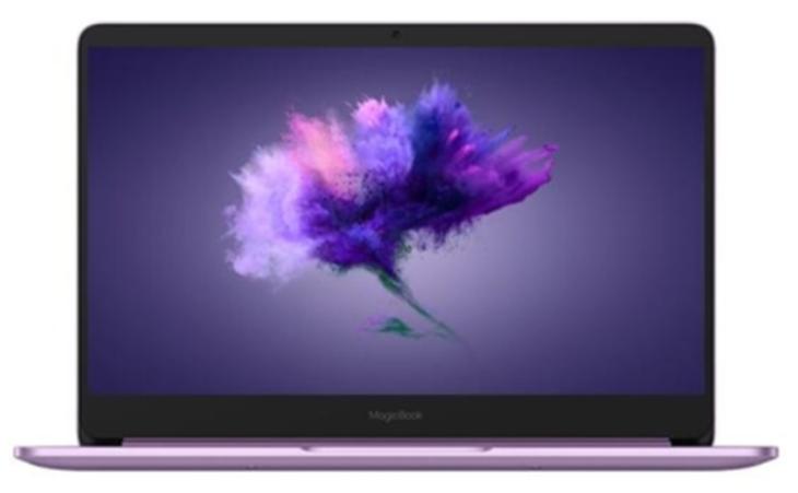 荣耀MagicBook锐龙版变态赤月传说私服上架新配色 星云紫预约价4399元