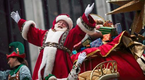 又到一年平安夜 雪超变态传世佛兰车主加入追踪圣诞老人行列
