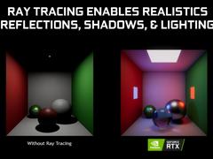 光追时代全面到来 NV发布移动平台 RTX 显卡,雷神将首发光追游戏本!