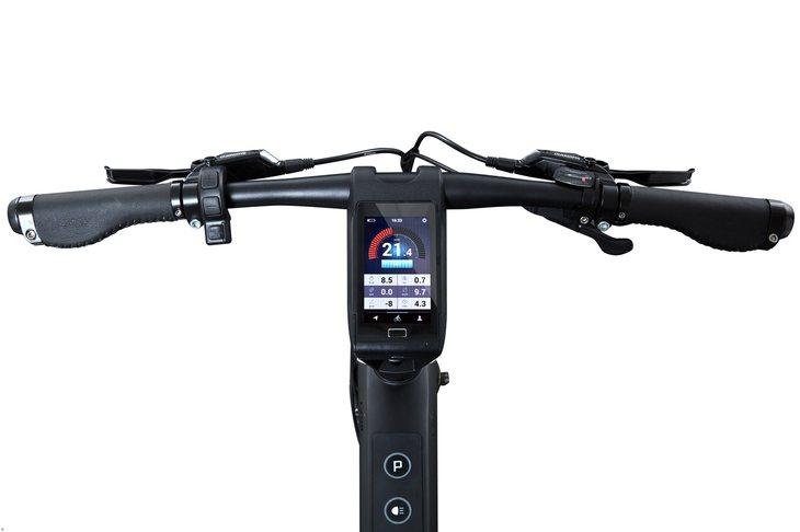 乐视自行车翻版?Cybic推出自带Alexa自行车 还能帮你叫外卖?-领骑网