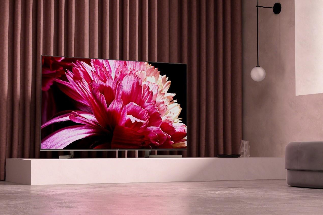 索尼高端液晶旗舰X9500G来了:更多音画黑科技加身 售价9999元起