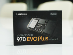 优化固件 提升性能 三星970 EVO Plus固态硬盘图赏