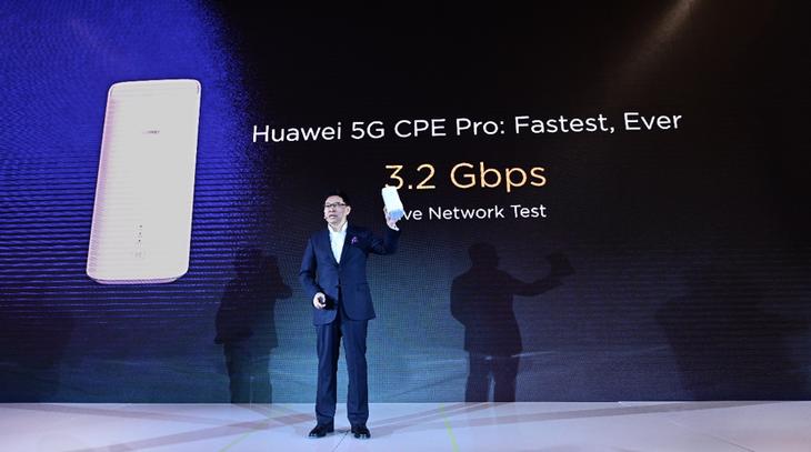 华为发布5G多模终端芯片
