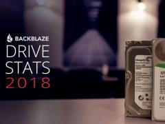 这款机械硬盘的年故障率为0%!BackBlaze发布2018年机械硬盘故障报告