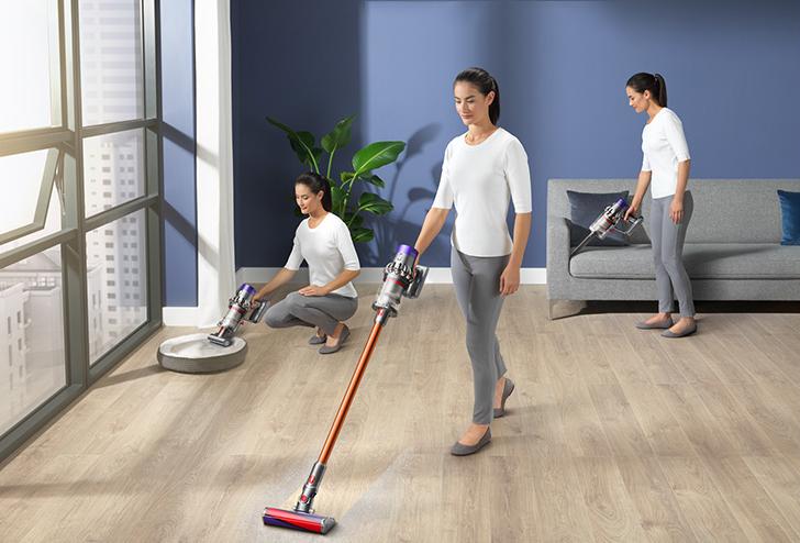 """腊月二十四""""扫房子""""  家中清洁离不开这些家电"""