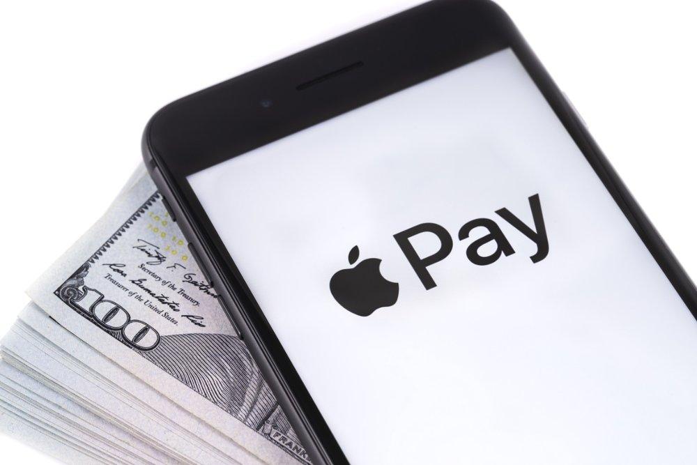 全球已有超过3.83亿人都在使用Apple(苹果) Pay 未来还会更多!