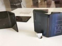又一折叠式智能手机即将展出 折叠手机来势无人能挡