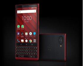 黑莓推出全新限量红色版KEY2 售价749美元
