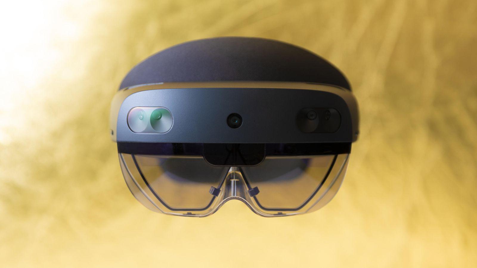 HoIoLens 2 功能提升 发售时间未定