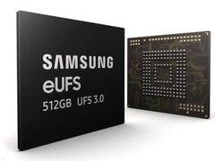 手机存储速度翻倍  三星宣布eUFS 3.0闪存实现量产