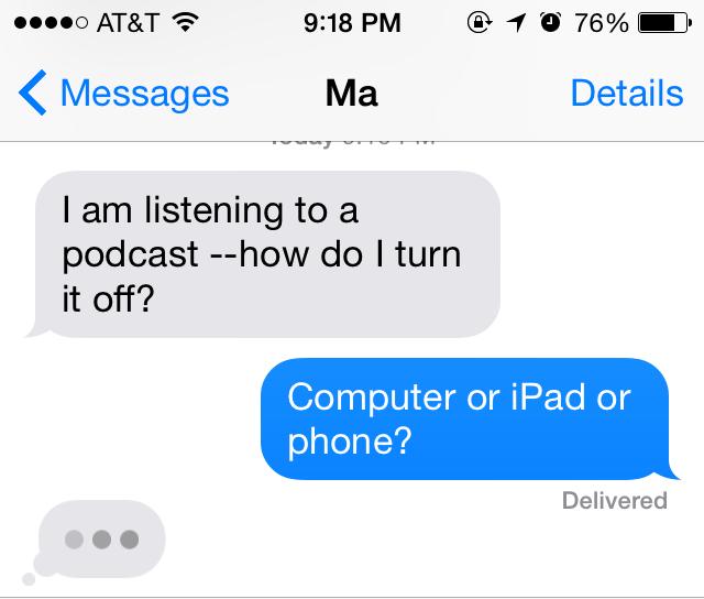 绿泡泡?蓝泡泡? 你发送的短信被加密保护了吗?