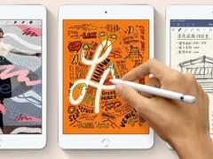 2019新iPad低调来袭,搭载A12仿生处理器大力提升性能