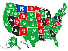 外媒:美国玩家最爱Xbox  PC游戏排名最后