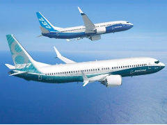 美国联邦航空局:正在审查波音飞控新升级软件
