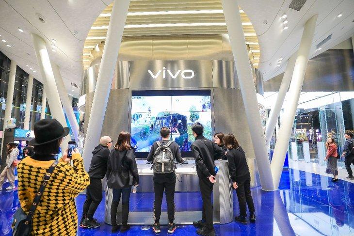 全球首家vivo Lab概念店深圳正式开业 布局新零售